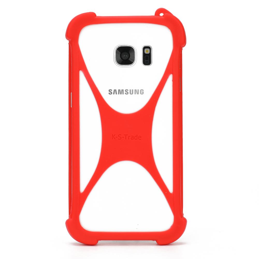 Pare-chocs-p-Sony-Xperia-10-Silicone-Case-Softcase-Bumper-Protector-Edge-Protect miniature 4