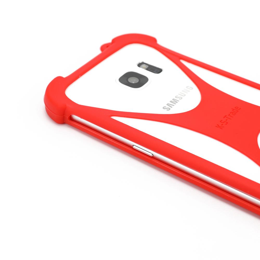 Pare-chocs-p-Sony-Xperia-10-Silicone-Case-Softcase-Bumper-Protector-Edge-Protect miniature 5