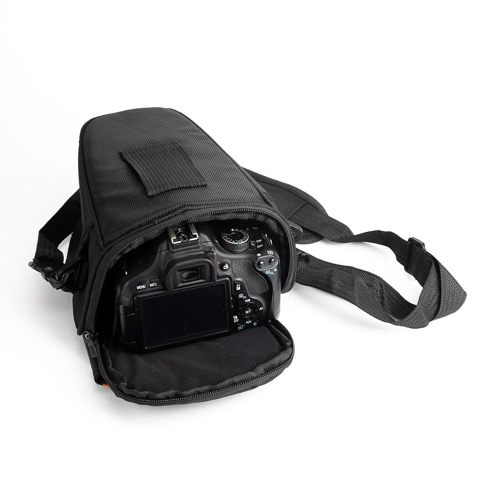 Colt-Kameratasche-fuer-Nikon-D3400-Fototasche-Materialtasche-Camera-bag-Stauraum