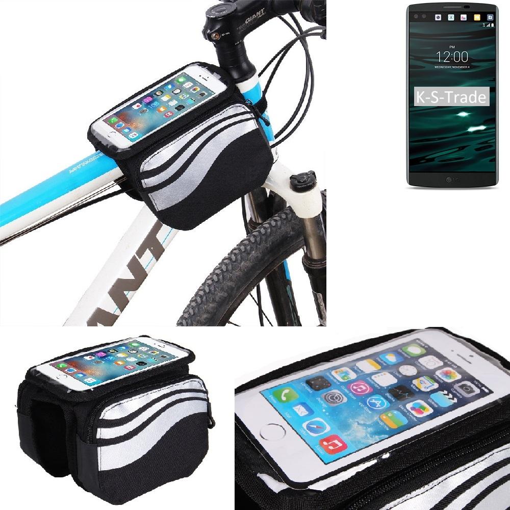 Support Vélo Pour LG Smartphone Cadre vélo Support Sacoche de vélo Cadre Cadre Sac SCHUTH 35351d