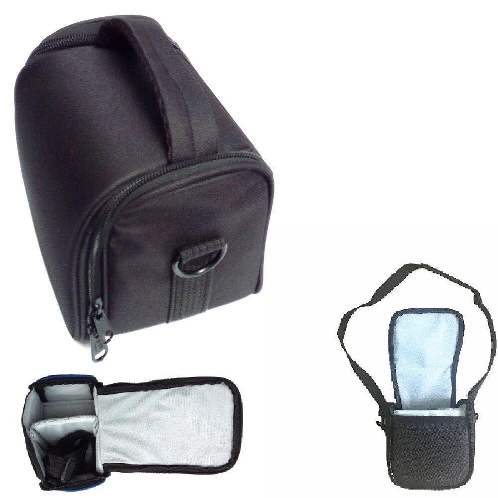 Fototasche-f-Nikon-Coolpix-B500-Kamera-Zubehoertasche-Kameratasche-Schutz-Huelle