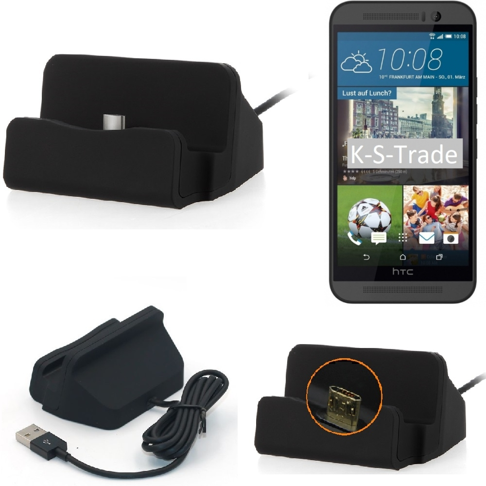 For-HTC-One-M9-Charging-station-sync-station-dock-cradle